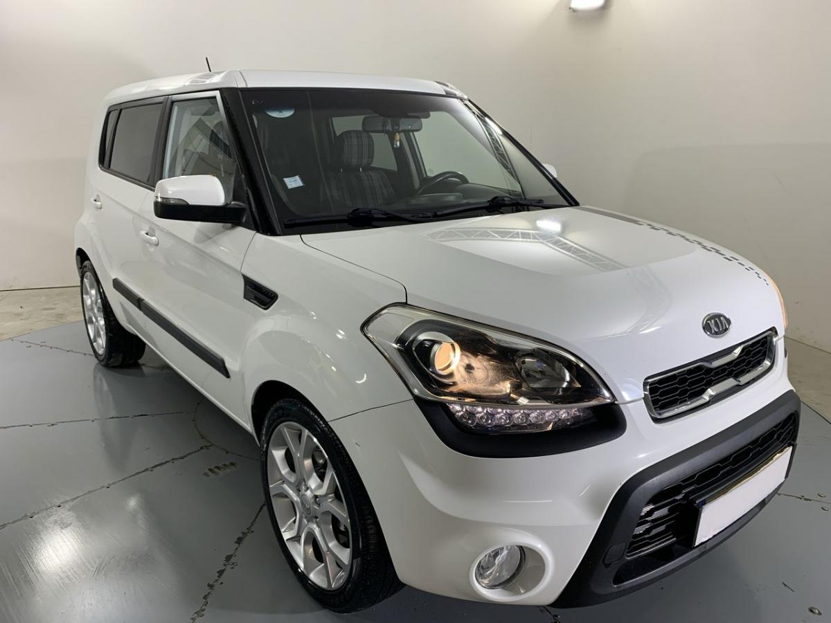 KIA-SOUL-1.6 CRDi  128  Active CAMERA